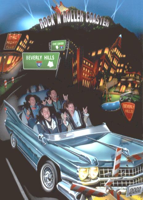 Rockin' Roller Coaster!